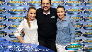 Foto Quintal da Clube com Maiara & Maraísa 67