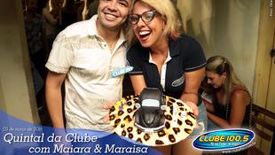 Foto Quintal da Clube com Maiara & Maraísa 70