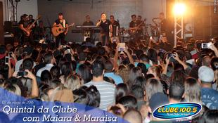 Foto Quintal da Clube com Maiara & Maraísa 71