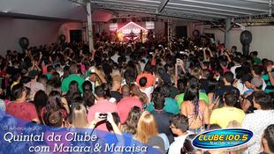 Foto Quintal da Clube com Maiara & Maraísa 72