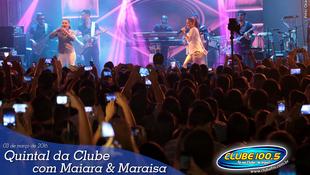 Foto Quintal da Clube com Maiara & Maraísa 74
