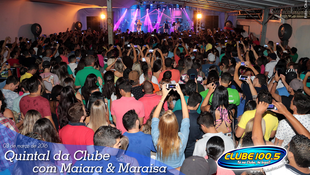 Foto Quintal da Clube com Jota Quest 292