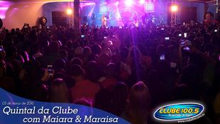 Foto Quintal da Clube com Maiara & Maraísa 75