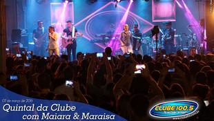Foto Quintal da Clube com Maiara & Maraísa 77