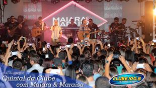 Foto Quintal da Clube com Maiara & Maraísa 78