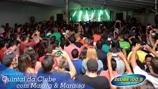 Foto Quintal da Clube com Maiara & Maraísa 79