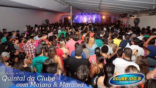 Foto Quintal da Clube com Maiara & Maraísa 81