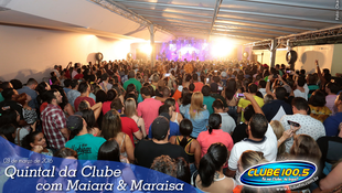 Foto Quintal da Clube com Jota Quest 300