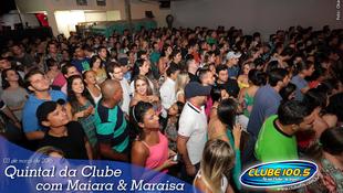 Foto Quintal da Clube com Maiara & Maraísa 84