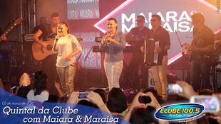 Foto Quintal da Clube com Maiara & Maraísa 85
