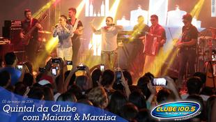 Foto Quintal da Clube com Maiara & Maraísa 87