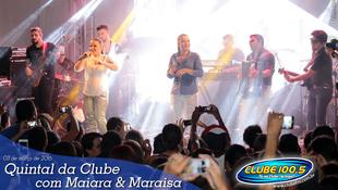 Foto Quintal da Clube com Maiara & Maraísa 88