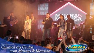 Foto Quintal da Clube com Maiara & Maraísa 90