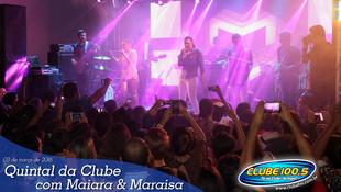 Foto Quintal da Clube com Maiara & Maraísa 91