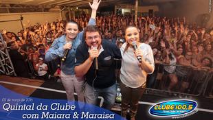 Foto Quintal da Clube com Maiara & Maraísa 92