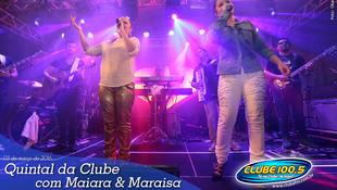 Foto Quintal da Clube com Maiara & Maraísa 94