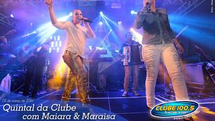 Foto Quintal da Clube com Maiara & Maraísa 95