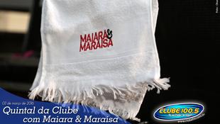 Foto Quintal da Clube com Maiara & Maraísa 97