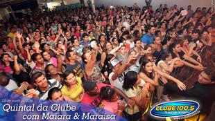 Foto Quintal da Clube com Maiara & Maraísa 98