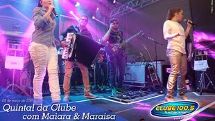 Foto Quintal da Clube com Jota Quest 318