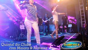 Foto Quintal da Clube com Maiara & Maraísa 101