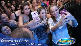 Foto Quintal da Clube com Maiara & Maraísa 104