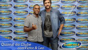 Foto Quintal da Clube com Victor & Leo 4