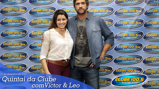 Foto Quintal da Clube com Victor & Leo 10