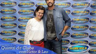 Foto Quintal da Clube com Victor & Leo 11