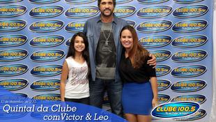 Foto Quintal da Clube com Victor & Leo 13