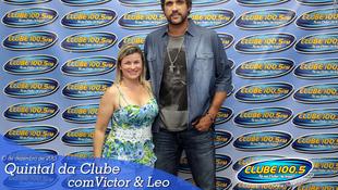 Foto Quintal da Clube com Victor & Leo 16