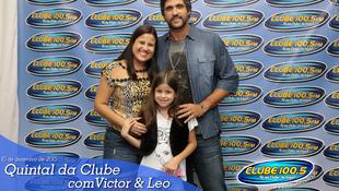 Foto Quintal da Clube com Victor & Leo 17