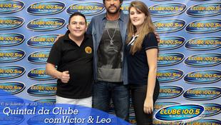 Foto Quintal da Clube com Victor & Leo 18