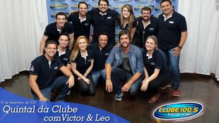 Foto Quintal da Clube com Victor & Leo 20