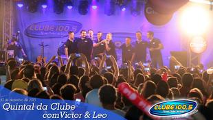 Foto Quintal da Clube com Victor & Leo 21