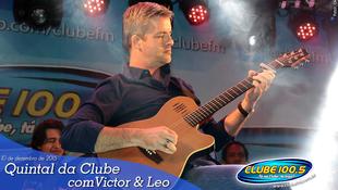 Foto Quintal da Clube com Victor & Leo 26