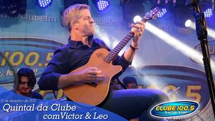 Foto Quintal da Clube com Victor & Leo 27