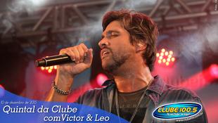 Foto Quintal da Clube com Victor & Leo 30