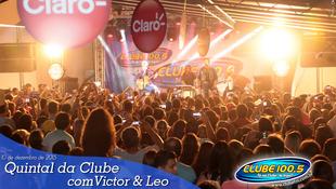 Foto Quintal da Clube com Victor & Leo 31