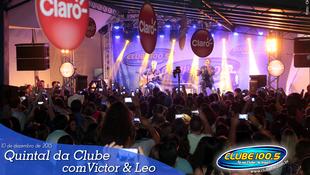 Foto Quintal da Clube com Victor & Leo 32
