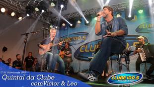 Foto Quintal da Clube com Victor & Leo 33