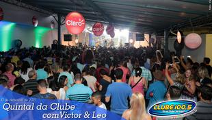 Foto Quintal da Clube com Victor & Leo 34