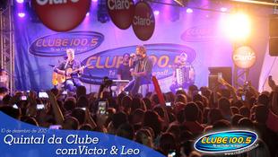 Foto Quintal da Clube com Victor & Leo 36