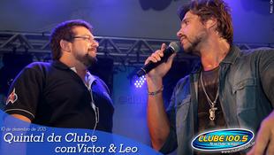 Foto Quintal da Clube com Victor & Leo 39