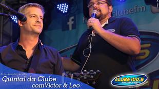 Foto Quintal da Clube com Victor & Leo 40
