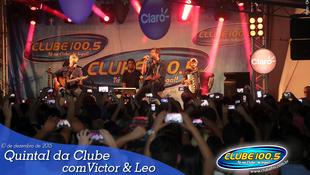 Foto Quintal da Clube com Victor & Leo 43