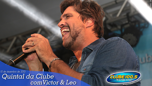 Foto Quintal da Clube com Victor & Leo 44
