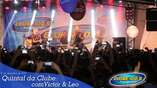 Foto Quintal da Clube com Victor & Leo 46