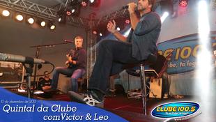 Foto Quintal da Clube com Victor & Leo 47