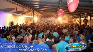 Foto Quintal da Clube com Victor & Leo 53